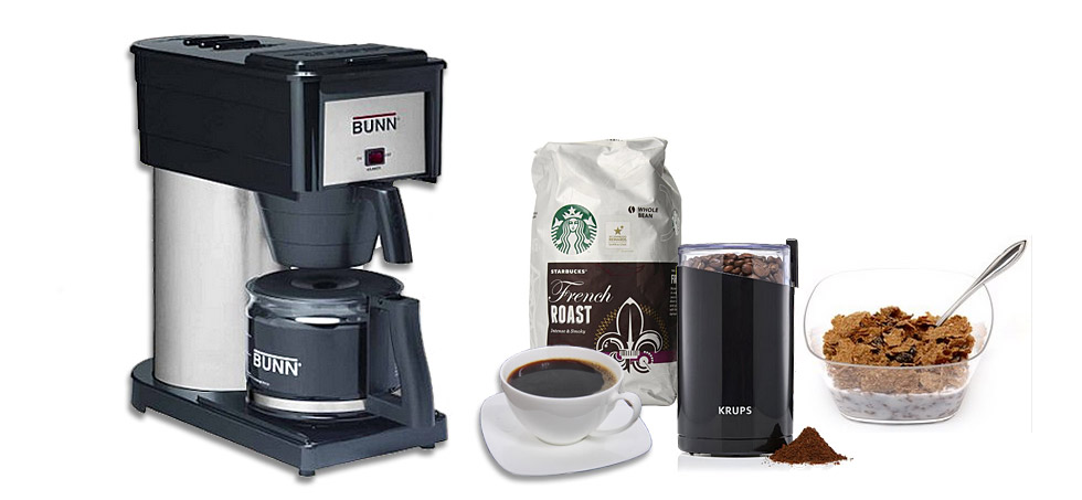 BUNN BXB Velocity Brewe 10-cup Home Coffee Brewer
